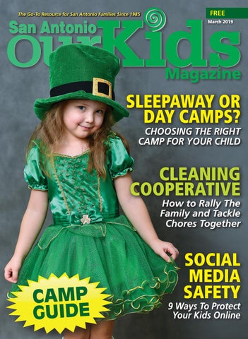 15d2e2641fa Our Kids Magazine March 2019 by Our Kids Magazine - issuu