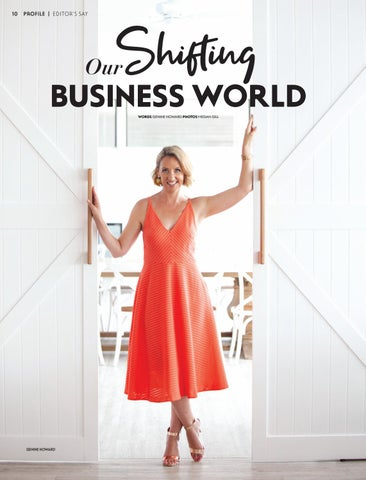 Page 10 of Our Shifting Business World