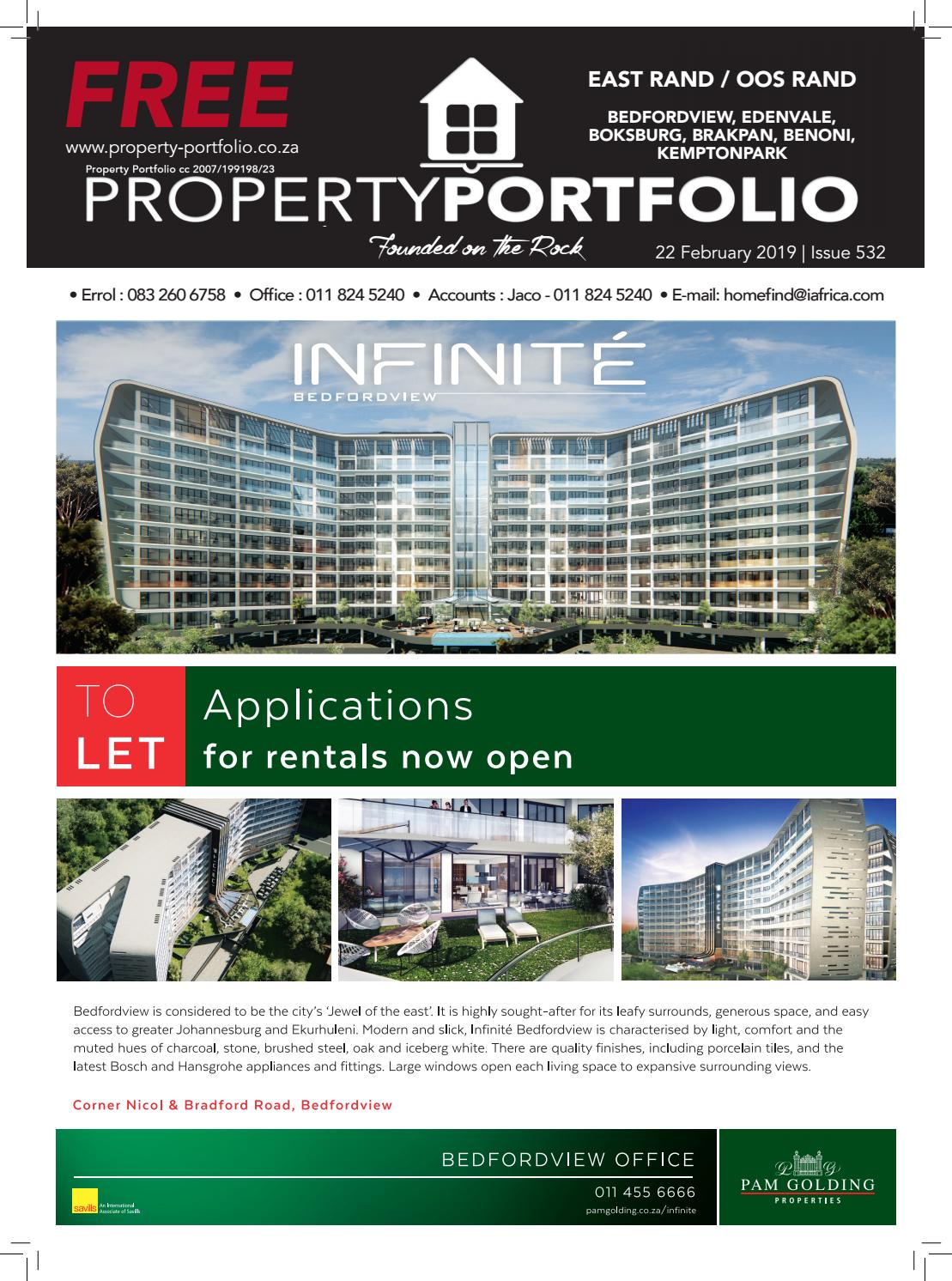 Bdf 532 By Property Portfolio4 Issuu