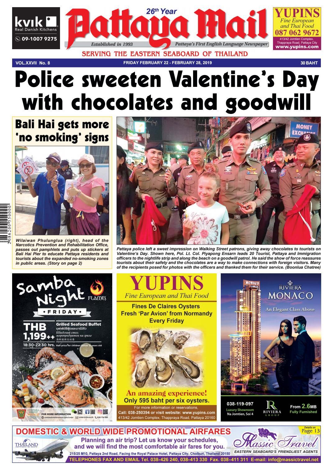 Alexa Ridel Porn Age pattaya mail - friday february 22 - february 28, 2019 (vol