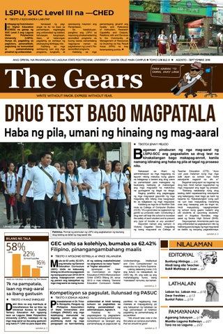 The Gears Tabloid (Aug - Sept 2018) by The Gears Publication