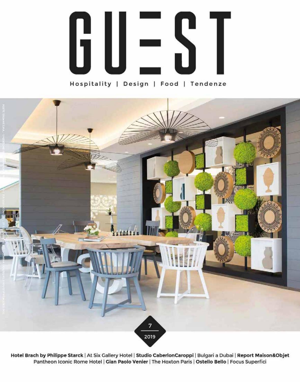 Tendenze Interior Design 2019 guest numero 7 - febbraio 2019 by guest magazine - issuu