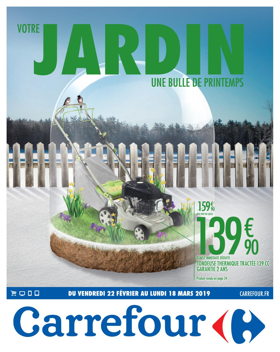 Jardin Carrefour by Ofertas Supermercados - issuu