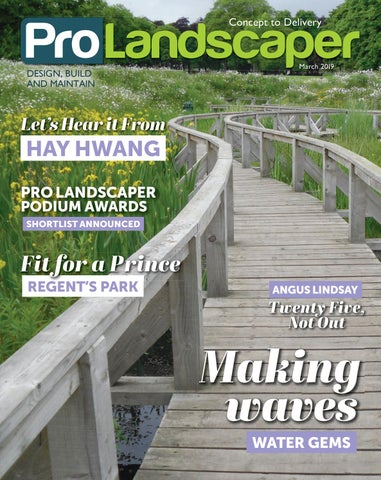 b2fe544df620d Pro Landscaper March 2019 by Eljays44 - issuu