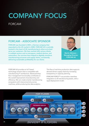 Page 28 of Company Focus: Forcam