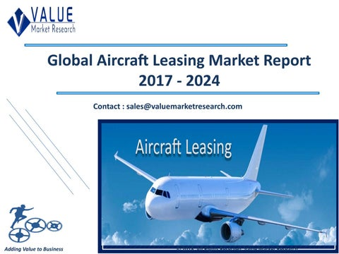 Aircraft Leasing Market Size, Growth & Industry Research