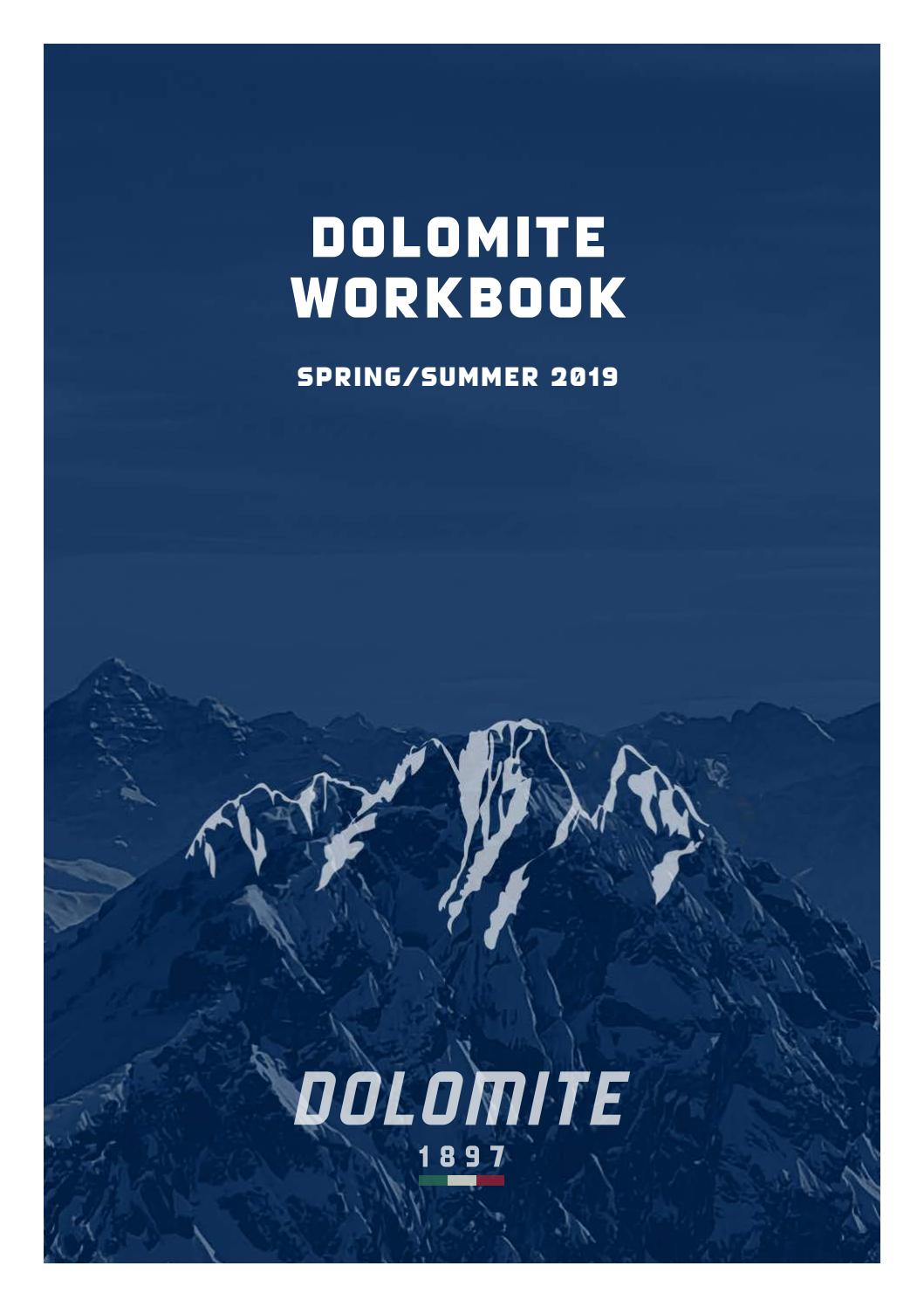 Catálogo Dolomite SS19 by BM Sportech IB, S.L. issuu