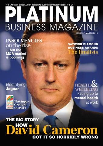 a4b05128f4 Platinum Business Magazine - issue 57 by Platinum Business - issuu