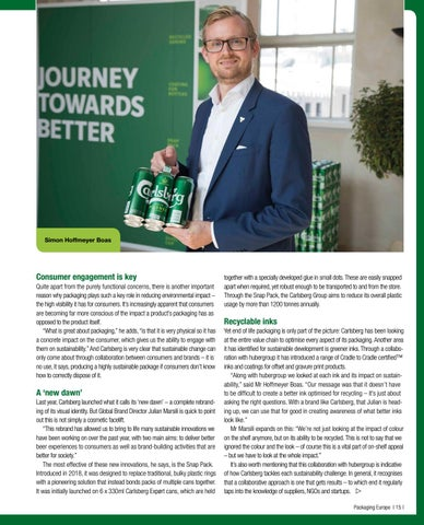 Page 17 of Communicating sustainability: A 'new dawn' for Carlsberg
