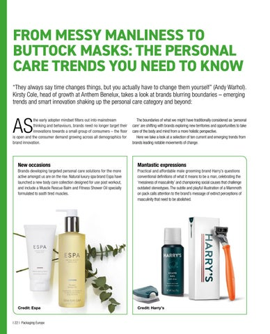 Page 24 of From Messy Manliness to Buttock Masks: the Personal Care Trends You Need to Know