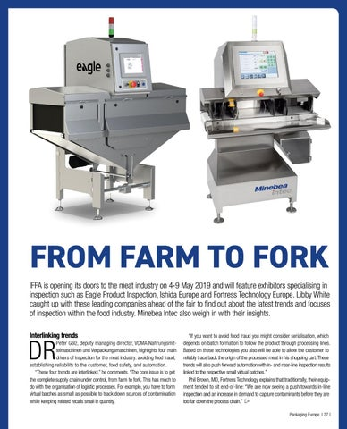 Page 29 of From Farm to Fork