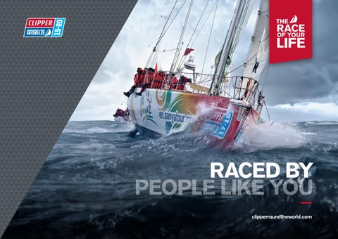 Page 1 of Clipper Round the World Yacht Race