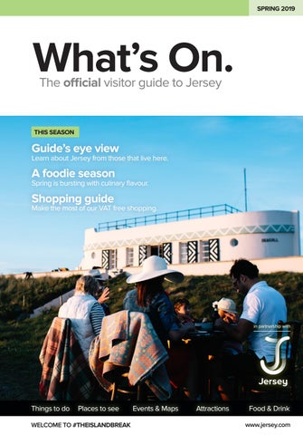 54c426e830 What's On Jersey: The Official Visitor Guide, Spring 2019. by ...