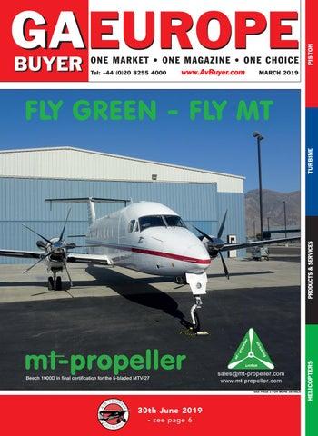 6c390f0d903d GA Buyer Europe March 2019 by AvBuyer Ltd. - issuu
