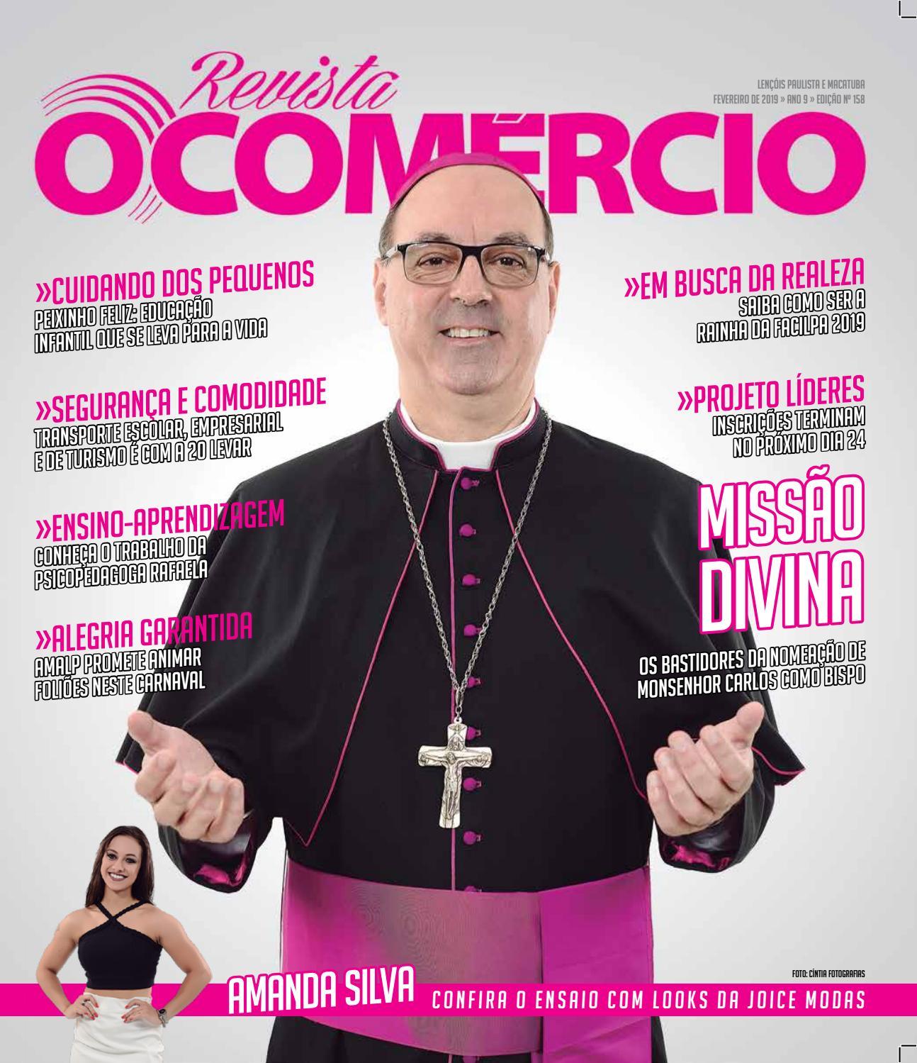 6860ebbee REVISTA O COMÉRCIO - Fevereiro 2019 by Revista O Comércio - issuu