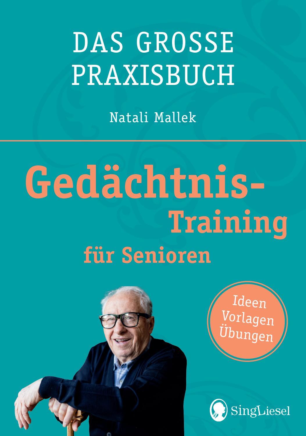 Gedächtnistraining für Senioren   Das große Praxisbuch by ...