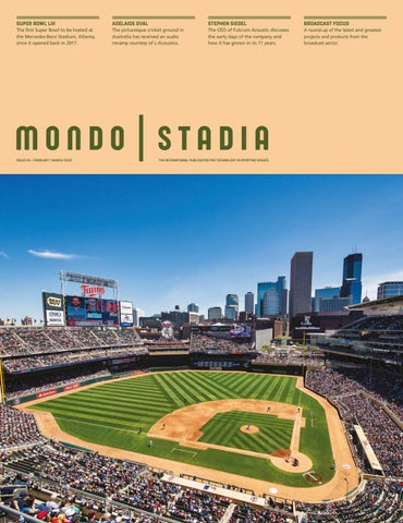 mondo | stadia - Issue 04 by Mondiale Media - issuu