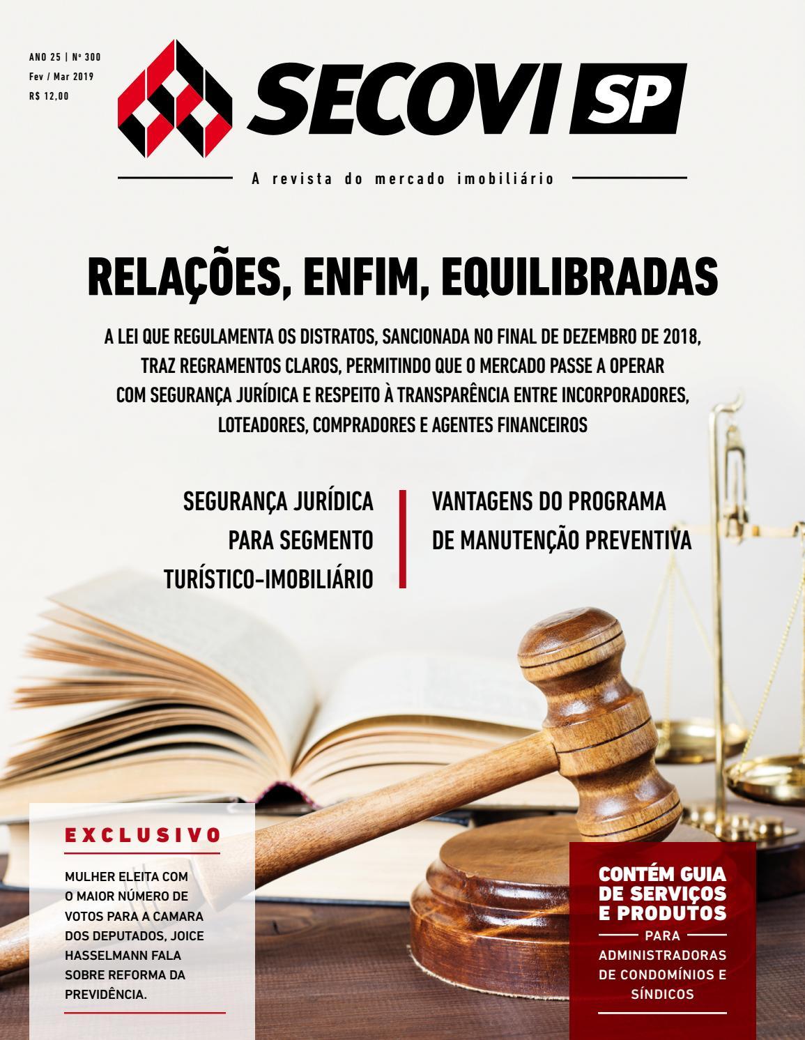 29029c5bdb4 Revista Secovi-SP - Edição 300 by Secovi-SP - issuu