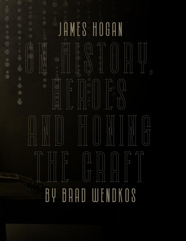 Page 47 of On History, Heroes, and Honing the Craft: James Hogan
