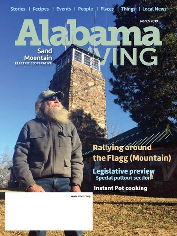 March 2019 Sand Mountain by Alabama Living - issuu