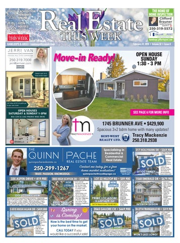 84132c64ff0 Kamloops Real Estate
