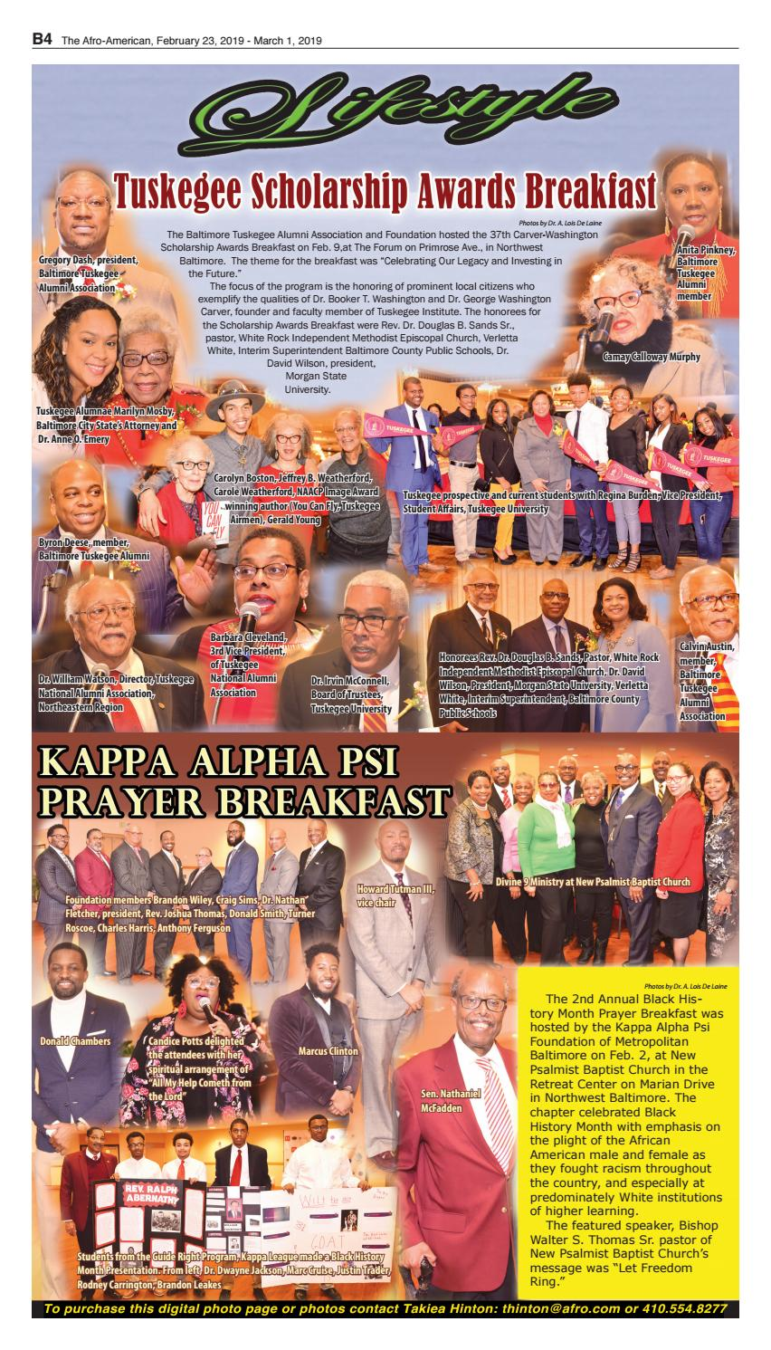LifeStyle 2-22-2019 by The AFRO American - issuu