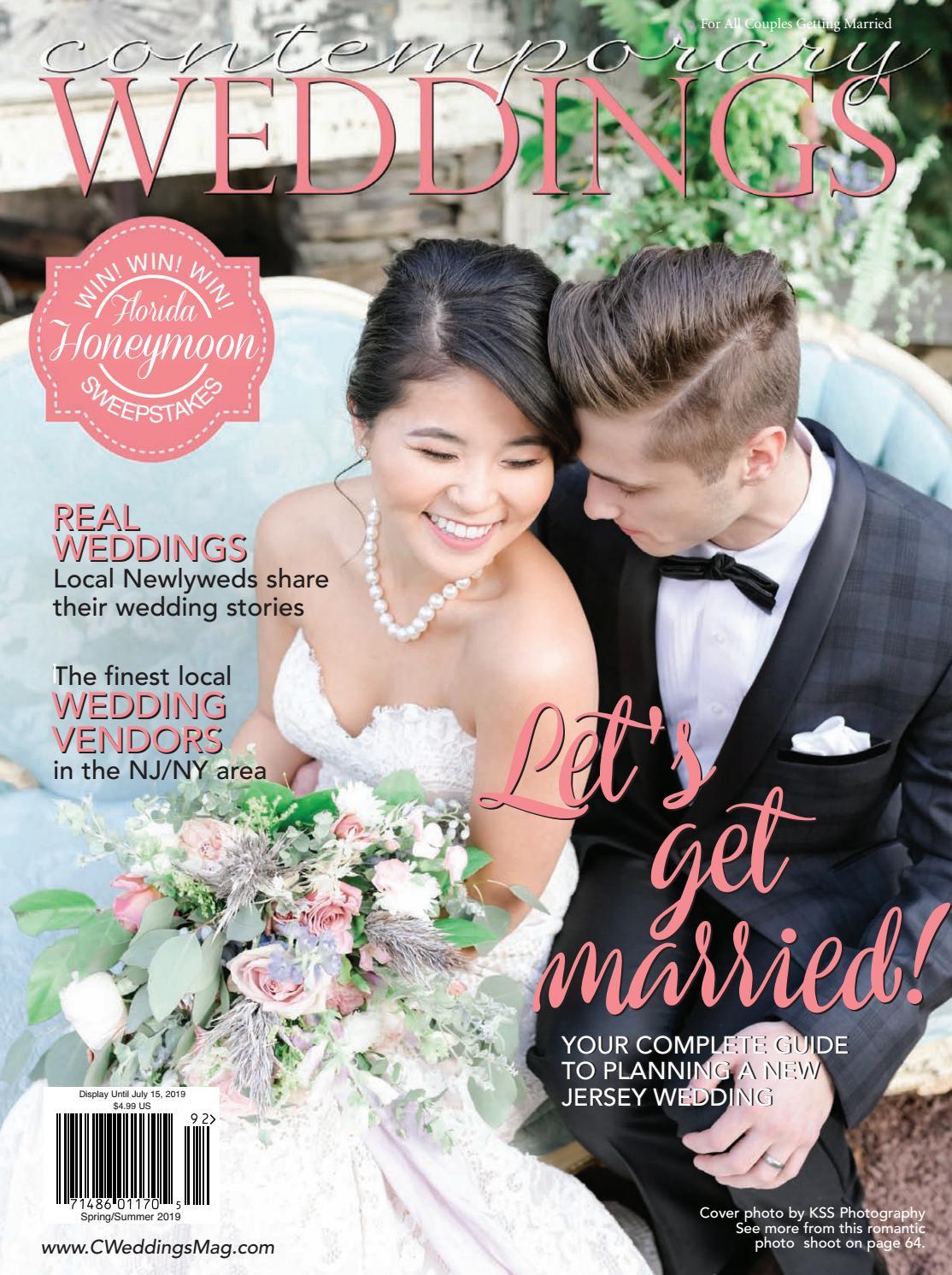 1ae2ceed9ff Contemporary Weddings Magazine Spring 2019 Edition by Contemporary Weddings  Magazine - issuu