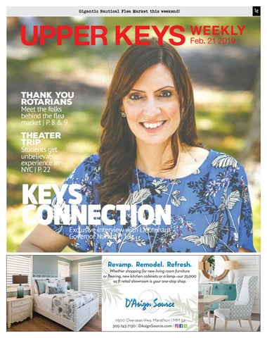 7deb7907757 Upper Keys Weekly – 2 21 19 by Keys Weekly Newspapers - issuu