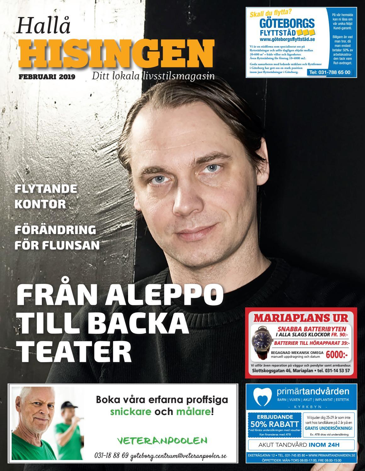 0e59724c0bf6 Hallå Hisingen februari 2019 by MediaKonsult - issuu