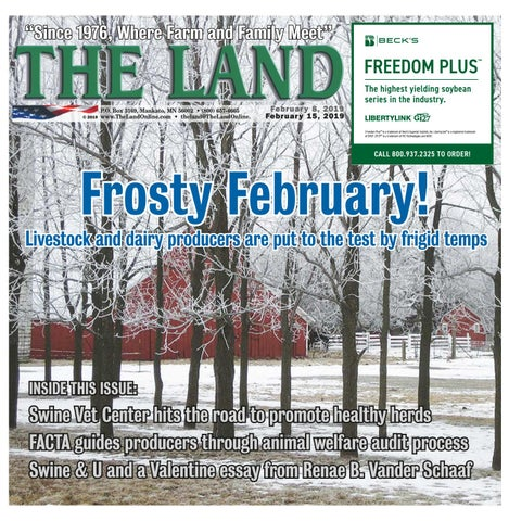 THE LAND ~ February 15, 2019 ~ Northern Edition by The Land