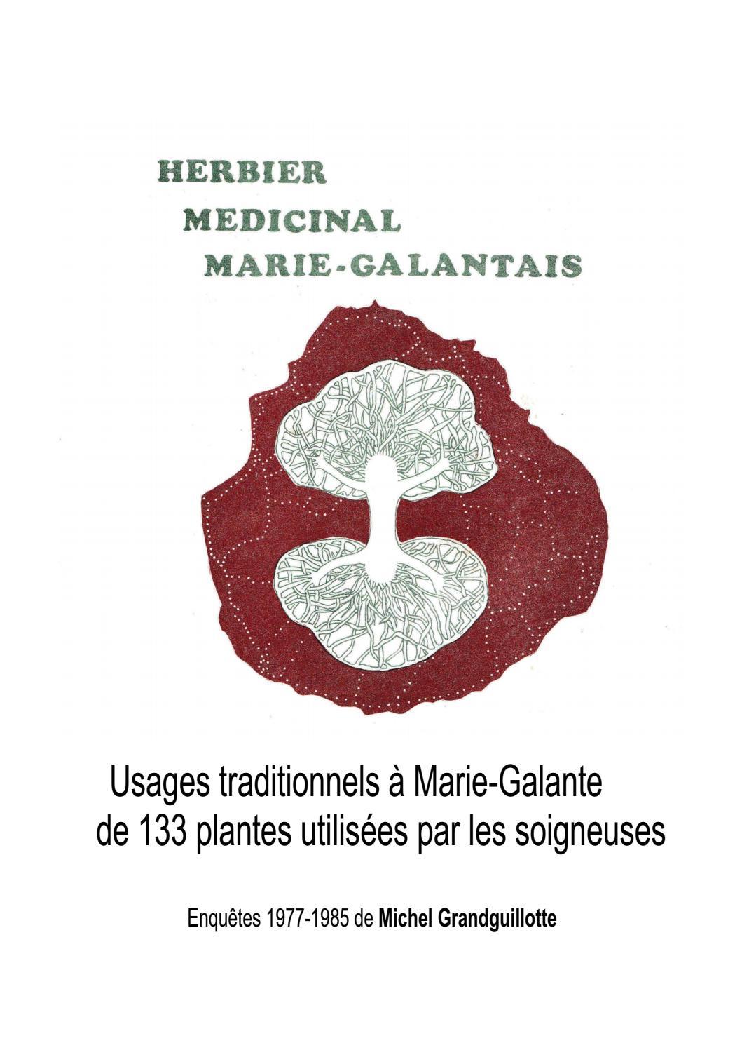 L Herbier Du Midi Produits Naturels herbier médicinal marie-galantaisbibliothèque numérique