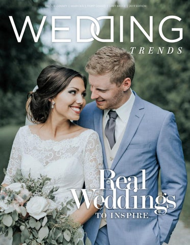 7f501aeb6 Wedding Trends 2019 by GoodLife Magazine - Simcoe County - issuu