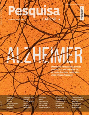ac8c92ec8330a Alzheimer by Pesquisa Fapesp - issuu