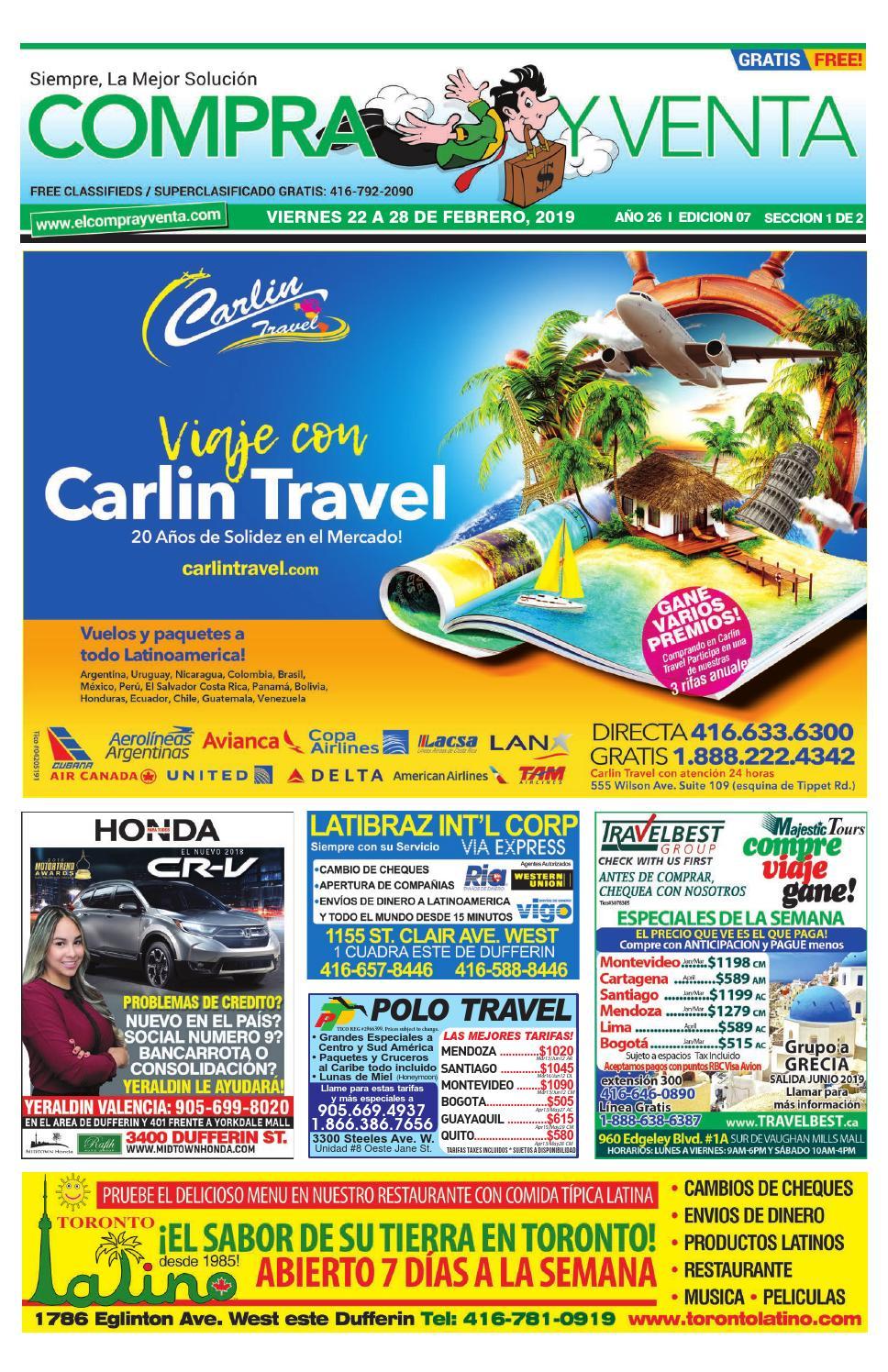 Compra y Venta Edicion #07. 2019 by elcomprayventa issuu