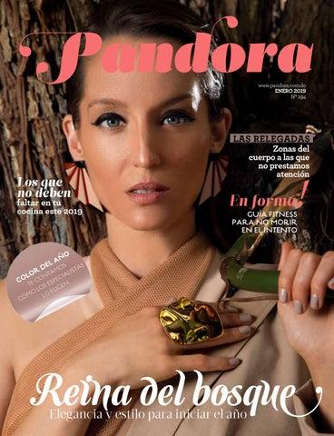 619a08b790 Revista Pandora Enero 2019 by Multimedios del Caribe - issuu
