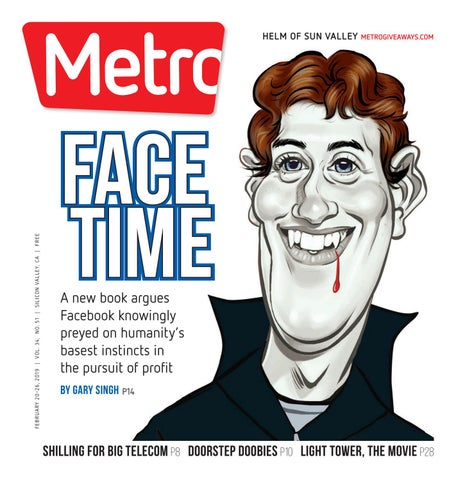 Metro Silicon Valley February 20-26, 2019