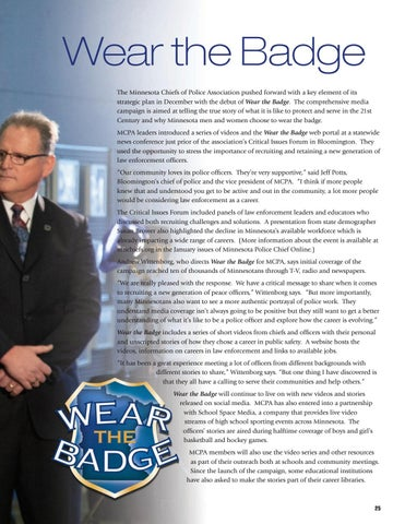 Page 25 of Wear The Badge
