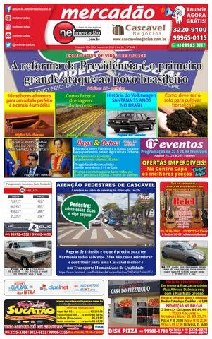 3b9c51dc8 Jornal Mercadão Online Grátis - 22 a 28 de Fevereiro de 2019 by ...