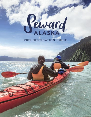 faa52ef644 2019 Seward Destination Guide by Seward Chamber of Commerce - issuu
