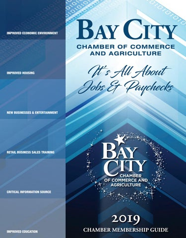 Bay City TX Digital Magazine - Town Square Publications
