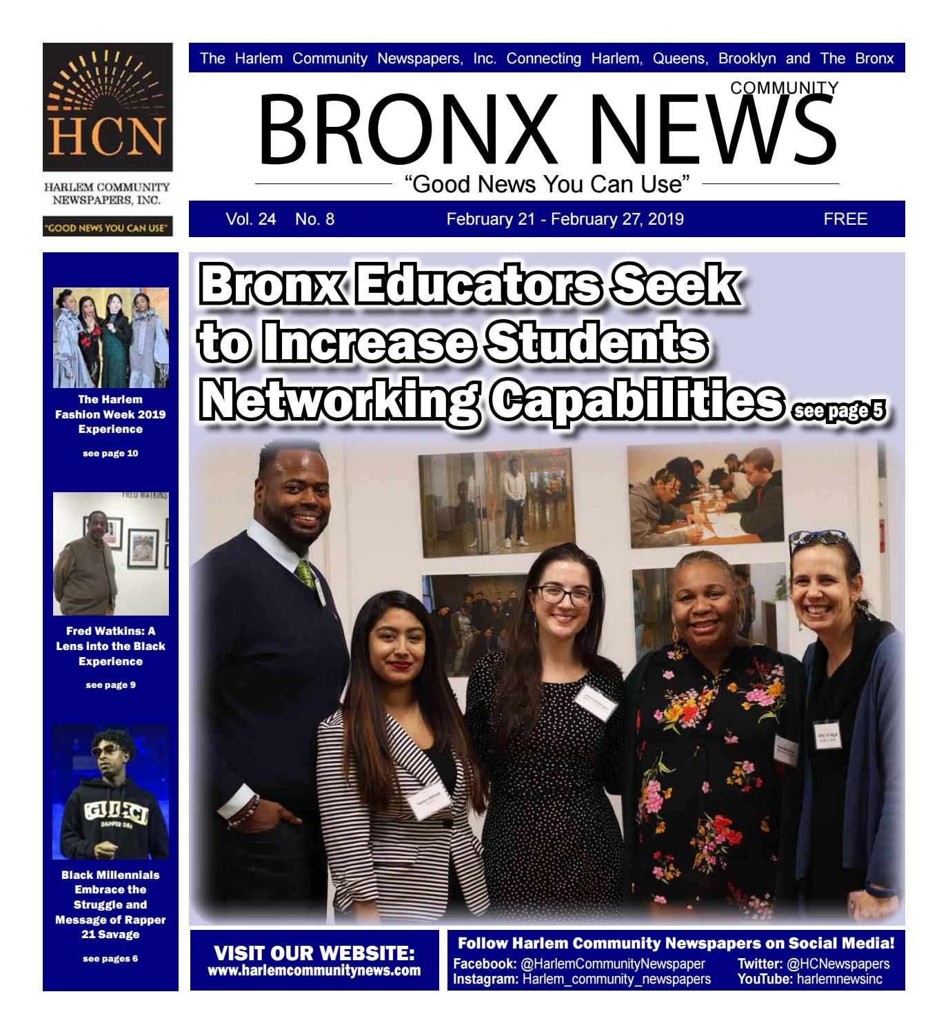 2833b288a09 Bronx Community Newspapers