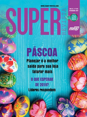 843dc0fa2ab Super Revista Fevereiro 2019 by Abase - issuu
