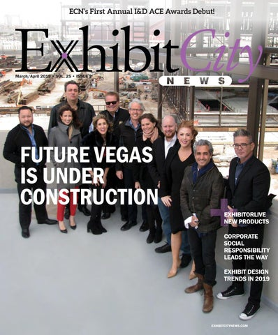 07b2cd3f3f3 Exhibit City News - March April 2019 by Exhibit City News - issuu