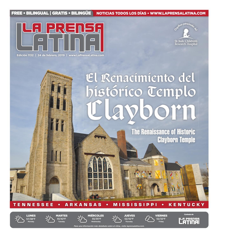 1eda6317b23f La Prensa Latina 02.24.2019 by La Prensa Latina - issuu