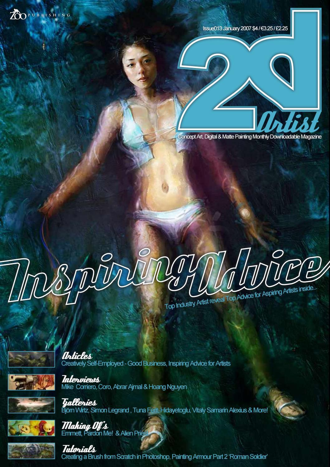 2d Artist - Jan 2007
