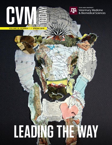 CVM Today Spring 2019 by Texas A&M College of Veterinary