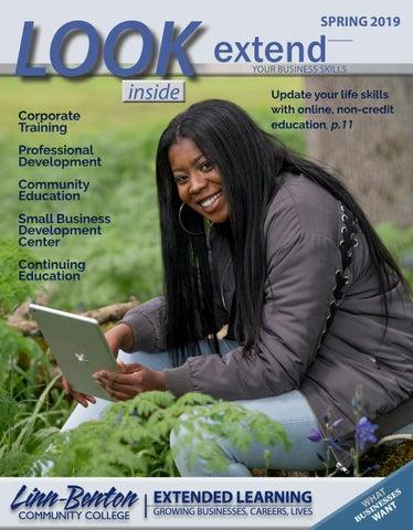 Lbcc Classes Spring 2020.Spring 19 Lookbook