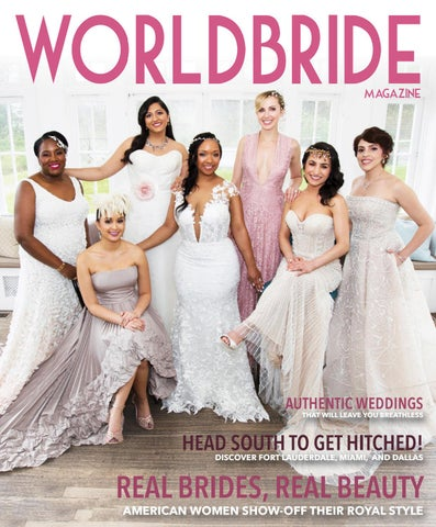 Real Brides Real Beauty Issue Celebrates American Women And Their