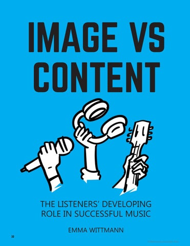 Page 30 of Image vs. Content—by Emma Wittmann