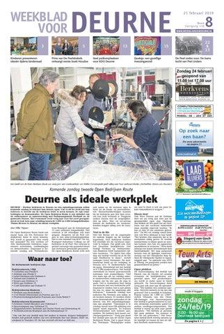 Weekblad voor Deurne 21-02-2019 by Das Publishers! - issuu 45623a10dd